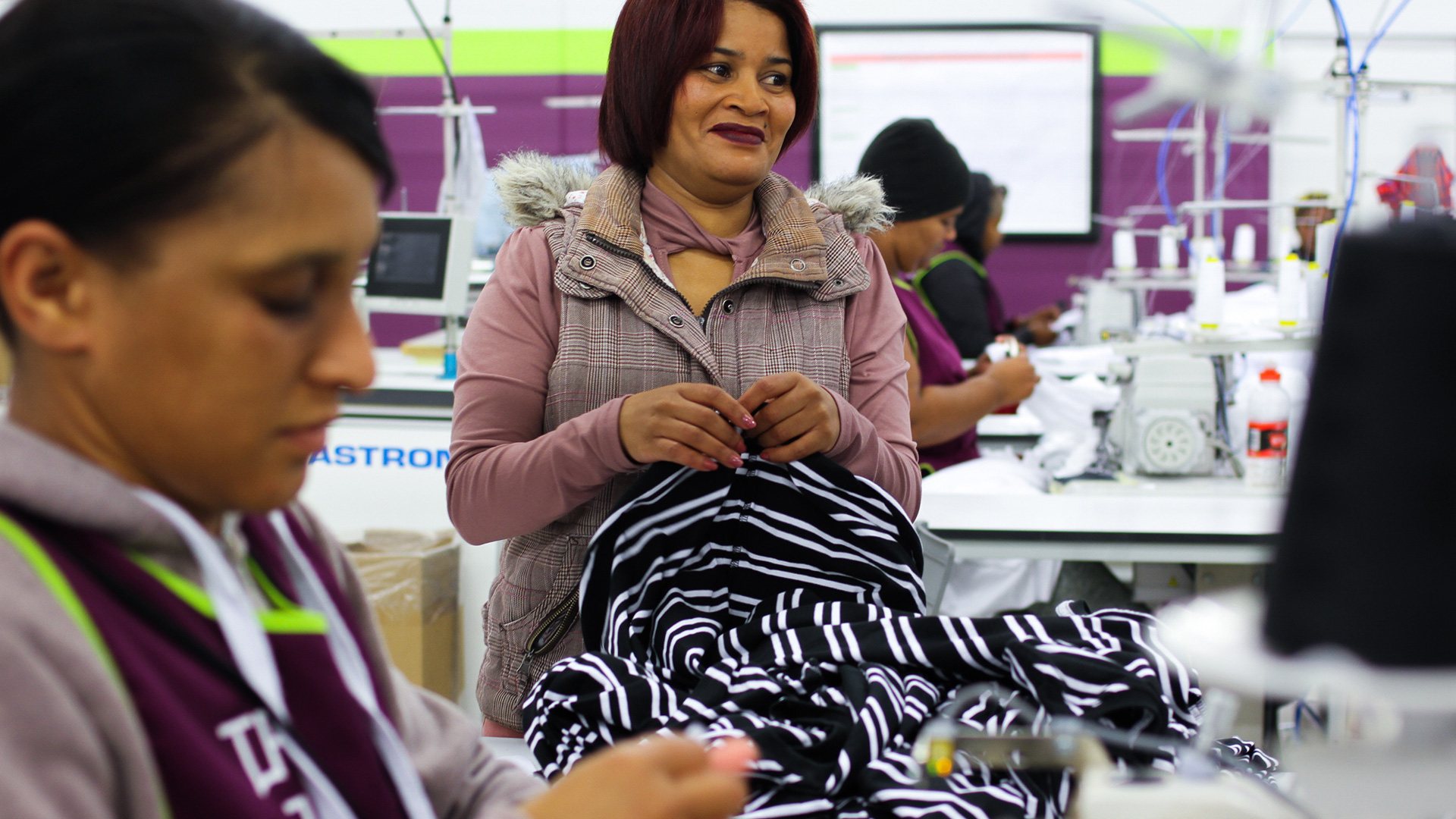 TFG is Empowering SA Women by Providing Retail-related Education and Employment Opportunities