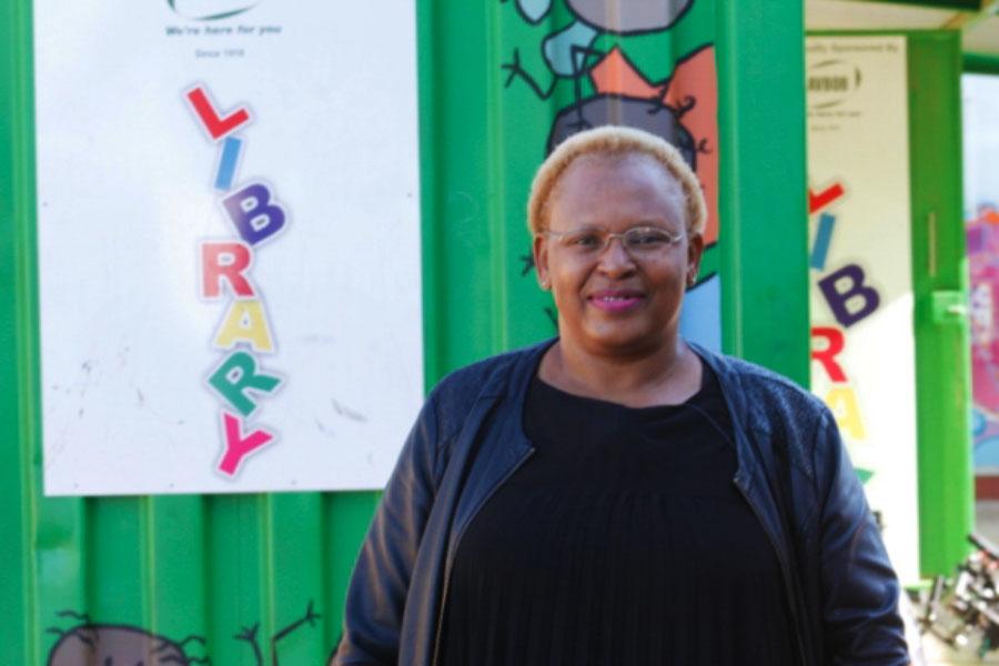 Regina Mukwevho